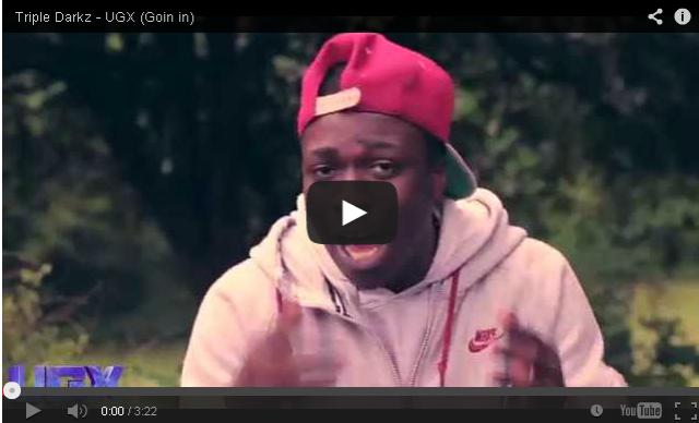 BRITHOPTV- [Freestyle Video] Triple Darkz ( @TripleDarkz_FOG) – ' #GoinIn ' [@UGXposure] - #UKRap.