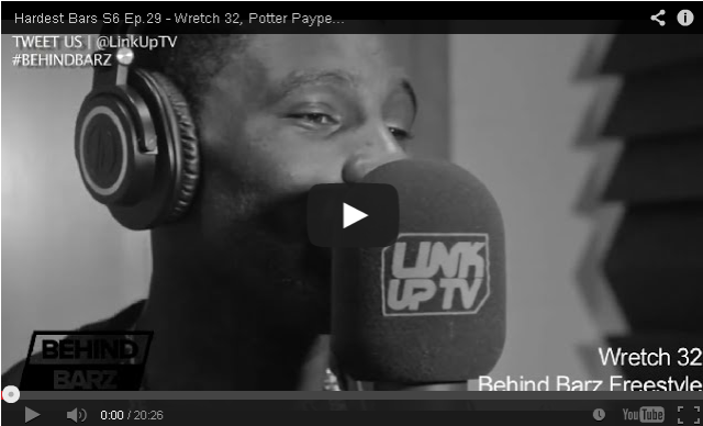 BRITHOPTV- [Hardest Bars S6.Ep29] Wretch 32 (@Wretch 32) , Potter Payper (@ThePotterBK), Snap Capone (@SnapCapone), Stardom (@stardom2013), Little Torment (@Little Torment)