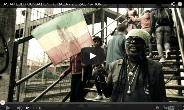 BRITHOPTV- [Music Video] Asian Dub Foundation ( @ADFofficial) – 'Zig Zag Nation Feat Naga ( @Naga_MC)' [ Dir. @GlobalFaction] - #UKRap #Dub