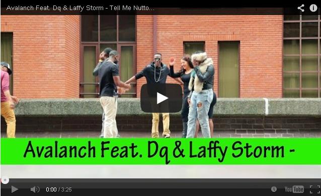BRITHOPTV- [Music Video] Avalanch ( @AvalanchMusic) – 'Tell Me Nutton Feat. Dq & Laffy Storm ( @LaffyStorm)' [ @MisjifTV] - #UKRap #UKHipHop.