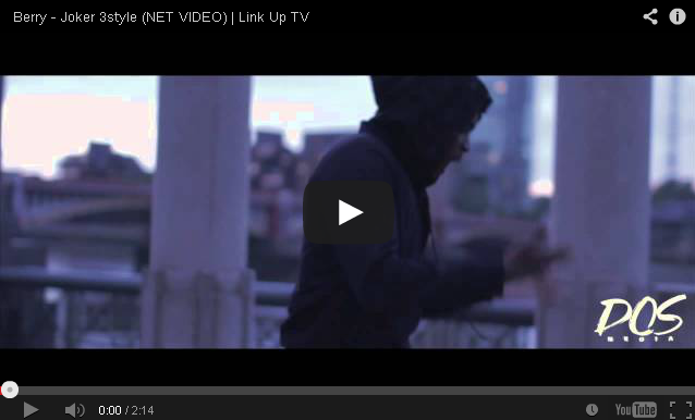 BRITHOPTV- [Music Video] Berry ( @BerryClipstar) – 'Joker 3style' - #UKRap #UKHipHop.