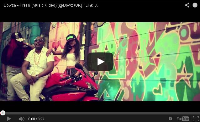 BRITHOPTV- [Music Video] Bowza ( @BowzaUK) – 'Fresh' - #UKRap #UKHipHop.