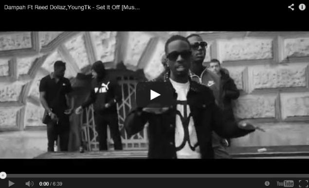 BRITHOPTV- [Music Video] Dampah ( @OfficialDampah) – 'Set It Off Ft Reed Dollaz ( @RealReedDollaz) YoungTk' - #UKRap #UKHipHop