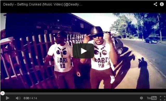 BRITHOPTV- [Music Video] Deadly ( @Deadlystayfresh) – 'Getting Crunked' - #UKRap #UKHipHop.
