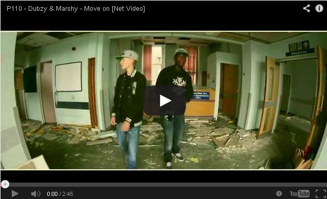 BRITHOPTV- [Music Video] Dubzy & Marshy (@DubzySnazz @MarshyOfficial) – 'Move On' [@P110