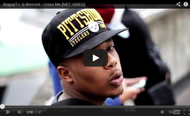 BRITHOPTV- [Music Video] E Blessed ( @EphraimBlessed) – 'Cross Me' [ @BiggUpTV] - #UKRap #UKHipHop