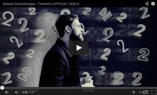 BRITHOPTV- [Music Video] Edward Scissortongue (@EDSCISSOR) – 'Theremin' - #UKRap #UKHipHop.