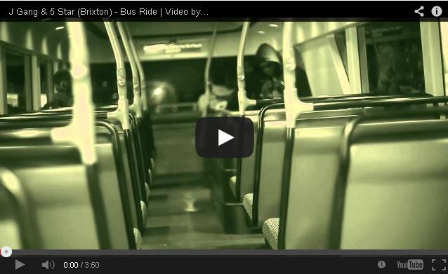 BRITHOPTV- [Music Video] J Gang & 5 Star (Brixton) ( @JGangMusic @FizzySiraq) – 'Bus Ride' [ @PacmanTV] - #UKRap #UKHipHop.