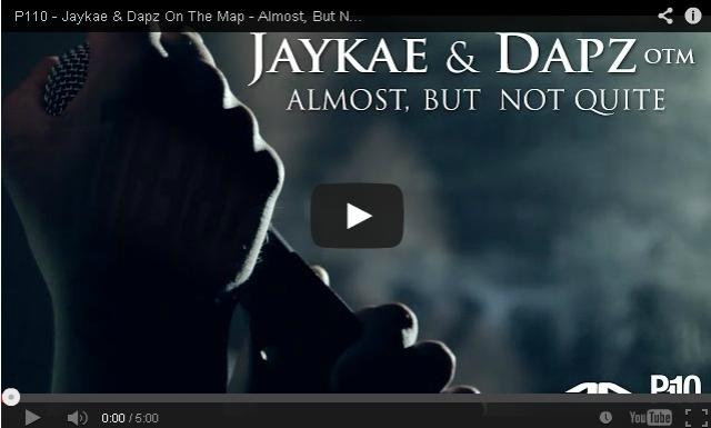 BRITHOPTV- [Music Video] Jaykae (@jaykae_invasion) & Dapz On The Map (@DapzontheMap) – 'Almost, But Not Quite' - #UKRap #UKHipHop.