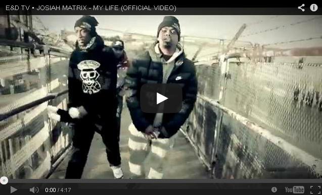 BRITHOPTV- [Music Video] Josiah Matrix (@PoisonJMatrix) – 'My Life' [@EandDaniels TV] - #UKRap #UKHipHop.