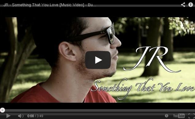 BRITHOPTV- [Music Video] JR ( @JRNottingham) – 'Something That You Love' [Dir. @ItsJaymalD] - #UKRap #UKHipHop.