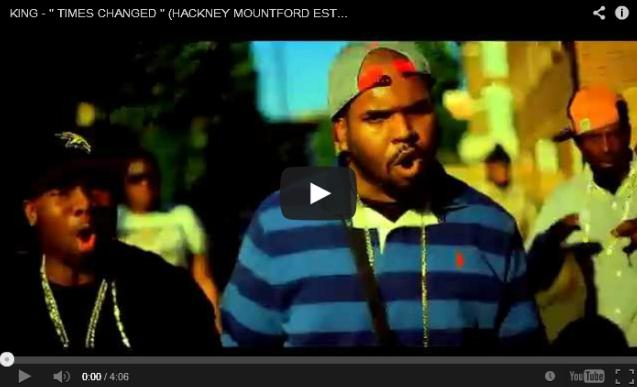 BRITHOPTV- [Music Video] King – 'Times Changed' - #UKRap #UKHipHop
