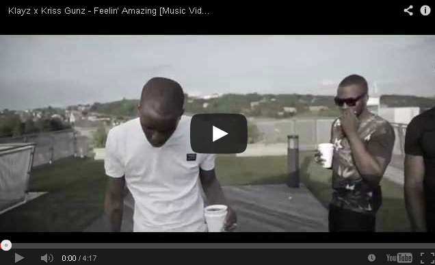 BRITHOPTV- [Music Video] Klayz ( @Klayz ) x Kriss Gunz – 'Feelin' Amazing' - #UKRap #UKHipHop.