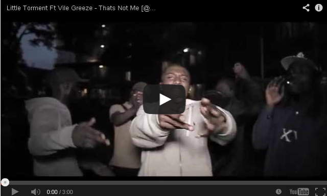 BRITHOPTV- [Music Video] Little Torment ( @LittleTorment) – 'Thats Not Me Ft Vile Greeze ( @VileGreeze)' - #UKRap #UKHipHop.