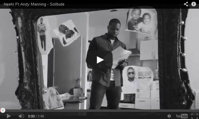 BRITHOPTV: [Music Video] Neehi (@neehisworld ) - 'Solitude Ft. Andy Manning' | #UKRap #UKHipHop