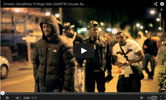 BRITHOPTV- [Music Video] Smerks Goodfellaz (@SmrksGoodfellaz ) – 'DWMTM Ft Megaman (@OFFICIALSOSOLID)' - #UKRap #UKHipHop