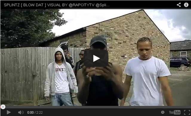 BRITHOPTV- [Music Video] Splintz ( @Splintz27) – 'Blow Dat' - #UKRap #UKHipHop.