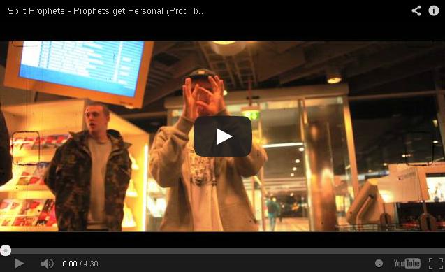 BRITHOPTV- [Music Video] Split Prophets (@SplitProphets) – 'Prophets get Personal' (Prod. by Majesta) - #UKHipHop #UKRap.