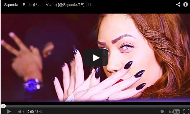 BRITHOPTV- [Music Video] Squeeks (@SqueeksTP) – 'Birdz' - #UKRap #UKHipHop.