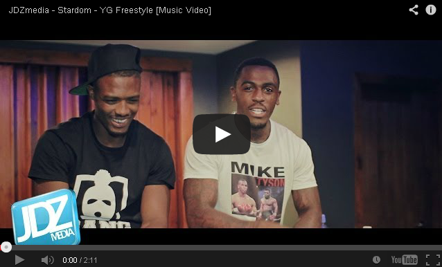 BRITHOPTV- [Music Video] Stardom ( @stardom2013 ) – 'YG Freestyle' [ @JDZMedia] - #UKRap #UKHipHop.