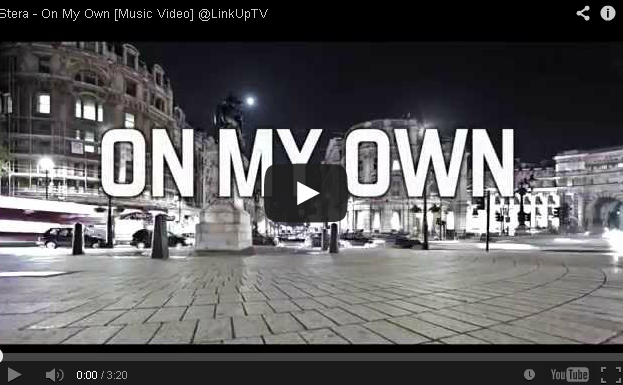 BRITHOPTV- [Music Video] Stera (@sterabrownus) – 'On My Own'- #UKRap #UKHipHop.