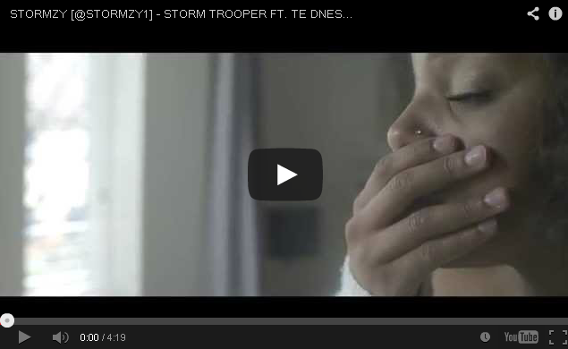 BRITHOPTV- [Music Video] Stormzy (@Stormzy1) – 'Storm Trooper Ft TE Dness (@TE_DC)' - #UKRap #UKHipHop
