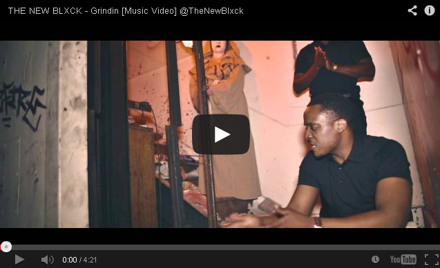 BRITHOPTV- [Music Video] The New BLXCK (@TheNewBlxck) – 'Grindin' - #UKRap #UKHipHop.