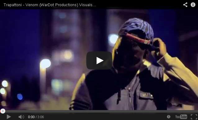 BRITHOPTV- [Music Video] Trapattoni (@MrTrapattoni ) – 'Venom' [@RapCityTV] - #UKRap #UKHipHop.