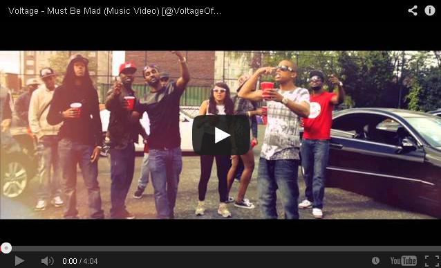 BRITHOPTV- [Music Video] Voltage ( @VoltageOfficial) – 'Must Be Mad' - #UKRap #UKHipHop