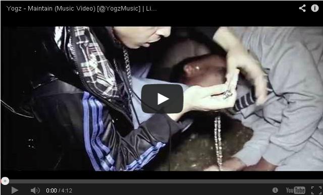 BRITHOPTV- [Music Video] Yogz (@YogzMusic) – 'Maintain' - #UKRap #UKHipHop.