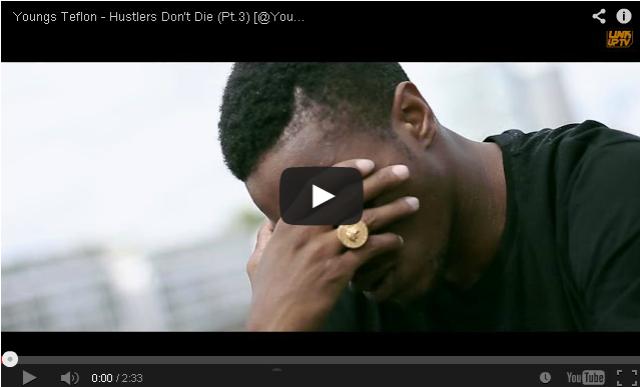BRITHOPTV: [Music Video] Youngs Teflon (@YoungsTeflon) - 'Hustlers Don't Die (Pt.3)'   #UKRap #UKHipHop