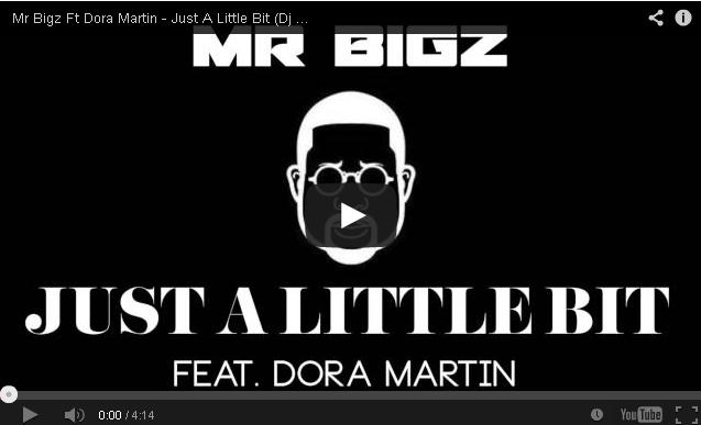 BRITHOPTV- [New Music] Mr Bigz (@MrBigzOfficial) – 'Just A Little Bit Ft. Dora Martin (@wearedoramartin)' [Prod. @AYO_BEATZ] - #UKRap #UKHipHop.