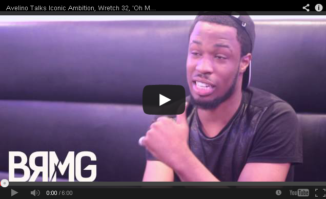 BRITHOPTV: [Video Interview] Avelino (@OfficialAvelino) Talks Iconic Ambition, Wretch 32 (@Wretch32), 'Oh My' & More [@BlueReignMG] | #UKRap