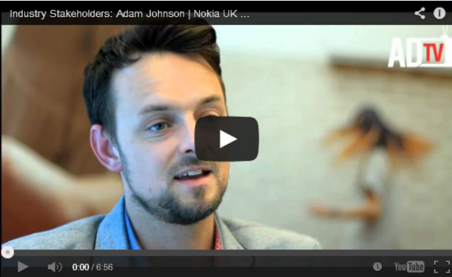 BRITHOPTV- [Video Interview] Industry Stakeholders- Talks with Adam Johnson, the current Marketing Director of Nokia UK & Ireland. [ @AmaruDonTV] - #Music #Tech.