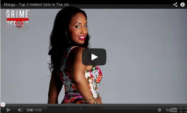 BRITHOPTV- [Video Interview] Manga (@MangaStHilare) Top 3 hottest girls in the UK [ @GrimeReportTV]- #Grime.p