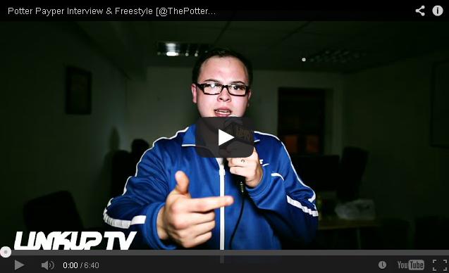 BRITHOPTV: [Video Interview] Potter Payper (@ThePotterBK) Interview & Freestyle   #UKRap #UKHipHop