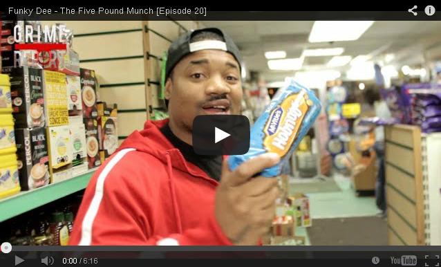BRITHOPTV- [Web Show] Funky Dee (@FunkyDee1) – #TheFivePoundMunch [S1- E-20] [ @GrimeReportTV] - #Grime.