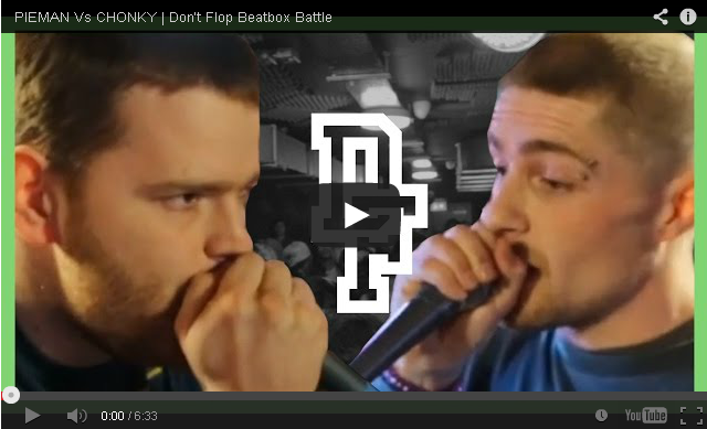 BRITHOPTV_ [Battle Video] Pieman Vs Chonky #BeatBox Battle [@DontFlop] I #UKHipHop #UKBattle.