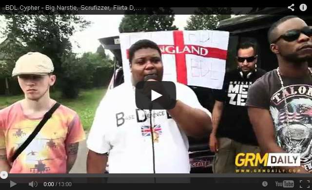 BRITHOPTV_ [Freestyle Video] BDL Cypher – Big Narstie (@BigNarstie), Scrufizzer (@Scrufizzer), Flirta D (@flirtaDunDaD) , Big Shizz (@RascalsOfficial)