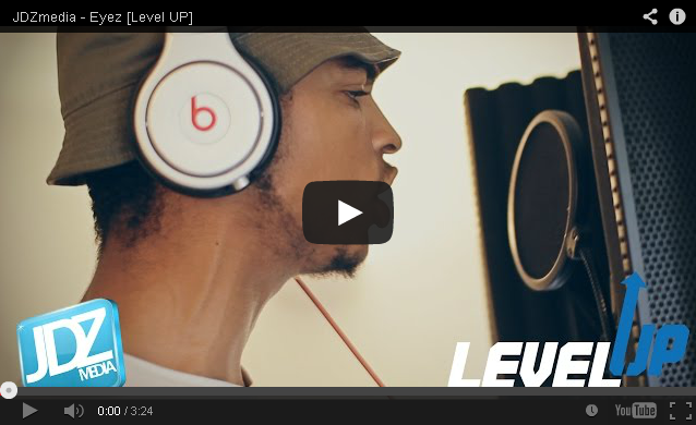 BRITHOPTV_ [Freestyle Video] Eyez (@Eyez_UK) – ' #LevelUp #Freestyle' [ JDZ Media] I #Grime