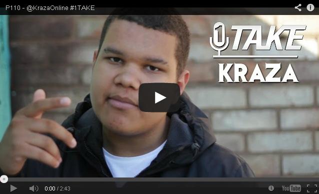 BRITHOPTV_ [Freestyle Video] Kraza (@KrazaOnline) – #1TAKE #Freestyle [ @P110Media] I #UKRap #UKHipHop