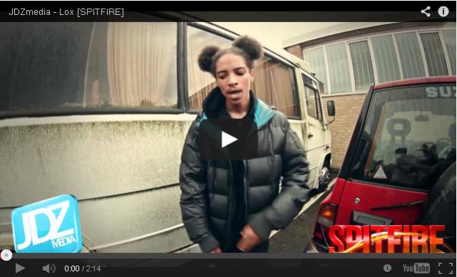 BRITHOPTV: [Freestyle Video] Lox - ' #Spitfire' [@JDZMedia] | #Grime #UKRap