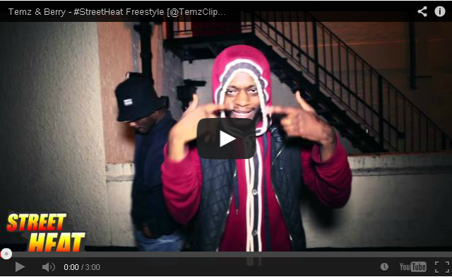 BRITHOPTV_ [Freestyle Video] Temz & Berry (@TemzClipstar @BERRYCLIPSTAR) – #StreetHeat Freestyle I #UKRap #UKHipHop