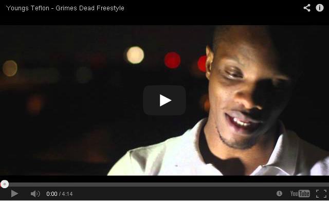 BRITHOPTV: [Freestyle Video] Youngs Teflon (@YoungsTeflon) - #GrimeIsDead Freestyle | #UKRap #UKHipHop