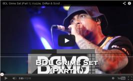 BRITHOPTV: [Live Performance] BDL Grime Set : Kozzie (OfficialKozzie), Drifter (@SirDrifter) & (@Scrufizzer) (Part 1) [@BlueReignMG] | #Grime