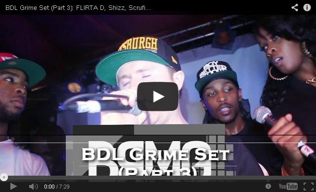 BRITHOPTV: [Live Performance] BDL Grime Set: Flirta D (@FirtaDunDad), Shizz, (@RascalsOfficial) Scufizzer (@Scrufizzer), Ms Banks (@MsBanks92), Discarda (@Discarda), & C Cane (@OfficialCCane) (Part 3) [@BlueReignMG] | #Grime