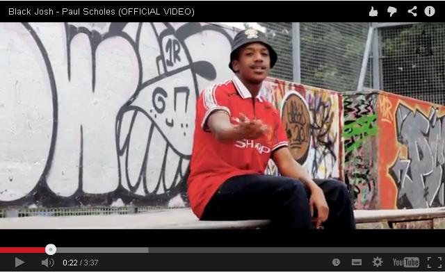 BRITHOPTV: [Music Video] Black Josh ( @huntcashflow) - 'Paul Scholes'   #UKRap #UKHipHop