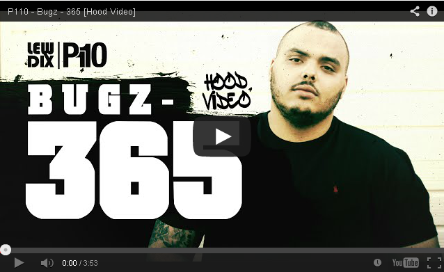 BRITHOPTV: [Music Video] Bugz (@BUGZ_LW) - '365' | #UKRap #UKHipHop