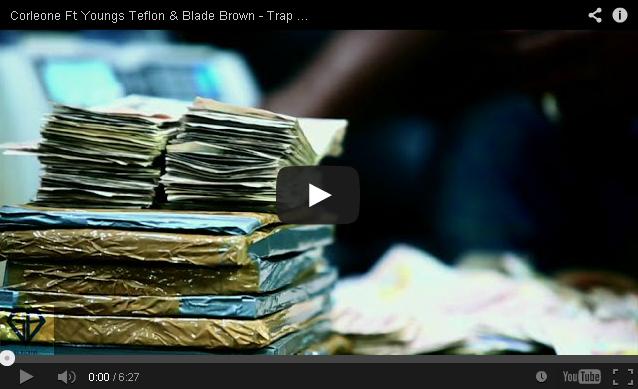 BRITHOPTV: [Music Video] Corleone (@corleonegb) - 'Trap God Ft.Youngs Teflon (@YoungsTeflon & Blade Brown (@BladeMusic)' | #UKRap #UKHipHop