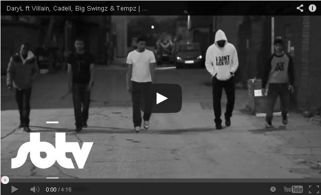 BRITHOPTV: [Music Video] DaryL (@DaryLFalzon) - 'Bow E3 ft Villain (@VillainInvasion), Cadell (@CADELLOFFICIAL), Big Swingz (@BigSwingz) & Tempz (@TempzStLouis)'   #UKRap #Grime